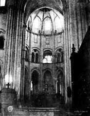 Eglise et chapelle - Vue intérieure du choeur