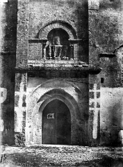 Eglise Saint-Pierre - Portail sud