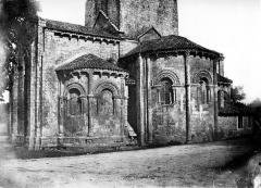 Eglise Saint-Pierre - Chevet