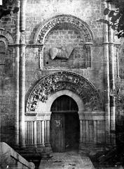 Eglise Saint-Pierre - Portail du transept nord