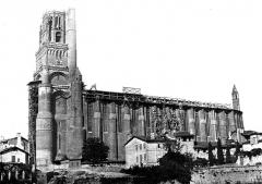 Cathédrale Sainte-Cécile - Ensemble sud