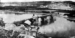 Chapelle et pont Saint-Bénézet - Vue générale