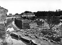 Remparts et leurs abords - Vue intra-muros