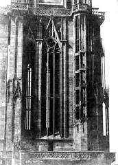 Cathédrale Notre-Dame - Clocher : Partie centrale