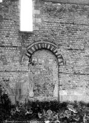 Eglise Saint-Eusèbe - Porte