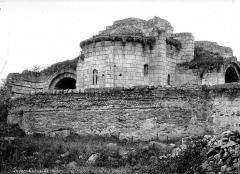 Chapelle Saint-Macé - Mur carolingien