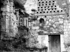 Chapelle Saint-Macé - Fragment inscription