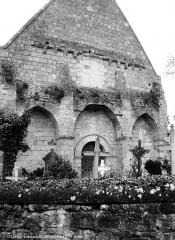 Eglise de Trèves - Façade ouest