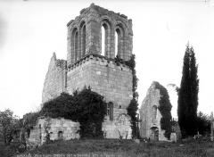 Eglise Saint-Maxenceul à Cunault - Abside