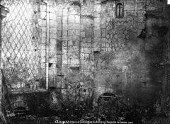 Ancienne abbaye du Ronceray - Eglise, fragments