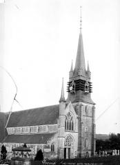 Eglise Notre-Dame-de-la-Couture - Clocher restauré