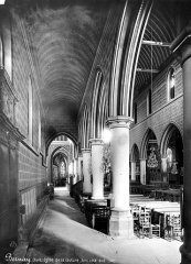 Eglise Notre-Dame-de-la-Couture - Bas-côté nord