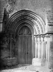 Eglise Saint-Pierre et Saint-Martin - Portail sud