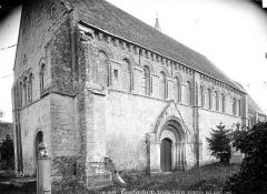 Eglise Saint-Germain - Ensemble sud-ouest