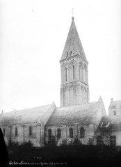 Eglise Saint-Vigor - Côté sud-est