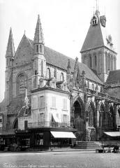 Eglise Saint-Gervais-Saint-Protais - Ensemble sud-ouest