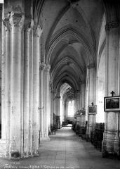 Eglise Saint-Gervais-Saint-Protais - Bas-côté sud