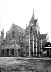 Eglise Notre-Dame de Guibray - Ensemble sud-ouest