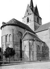 Eglise Notre-Dame de Guibray - Abside, côté
