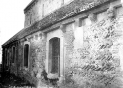 Eglise - Mur carolingien