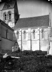 Eglise - Côté sud