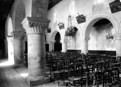 Eglise - Nef, bas-côté