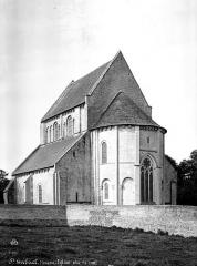 Château de Brécy - Eglise, abside