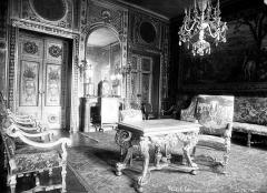 Hôtel de Lauzun ou Hôtel de Pimodan - Petit salon du premier étage