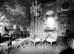 Hôtel de Lauzun ou Hôtel de Pimodan - Petit salon côté gauche
