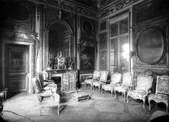 Hôtel de Lauzun ou Hôtel de Pimodan - Grand salon, côté de la cheminée