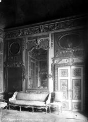 Hôtel de Lauzun ou Hôtel de Pimodan - Grande chambre à coucher, panneau