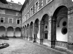 Ancienne abbaye Saint-Sauveur - Cloître