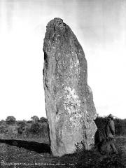 Menhir de la Hune -