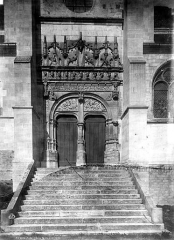 Eglise - Portail sud