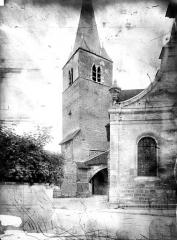 Eglise Saint-Maclou - Clocher