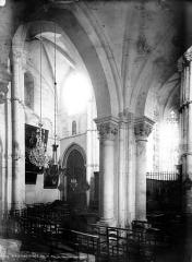 Eglise Saint-Maclou - Transept nord