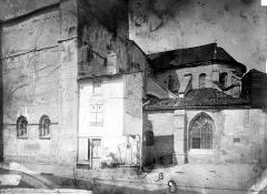 Eglise Saint-Pierre - Abside, côté sud
