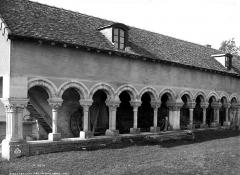 Abbaye de Basse-Fontaine - Ensemble