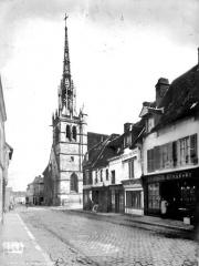 Eglise Sainte-Foy - Clocher