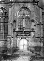 Eglise - Porte nord