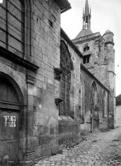 Eglise Saint-Pierre-ès-Liens - Côté nord