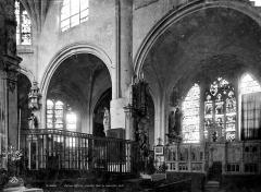 Eglise Saint-Pierre-ès-Liens - Bas-côté sud