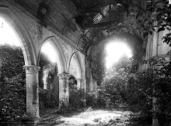 Abbaye Saint-Martin de Mondaye - Nef