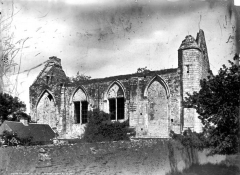 Ancienne abbaye Sainte-Marie - Eglise, extérieur