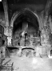 Abbaye Saint-Genest  ou ancienne abbaye Notre-Dame - Côté sud