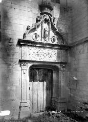 Eglise - Porte sud