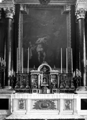Eglise Saint-Jean - Autel