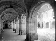 Abbaye Saint-Martin-ès-Aires - Cloître
