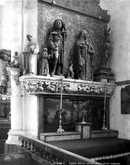 Eglise Saint-Pierre-ès-Liens - Autel, côté sud
