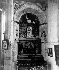 Eglise Saint-Pierre-ès-Liens - Chapelle, côté sud
